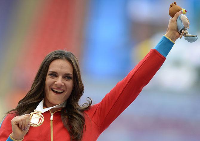 Спортсменки фото российские знаменитости